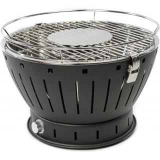 Barbecue nomade Mapa Grill gris